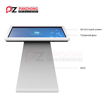 All in one touch screen kiosk